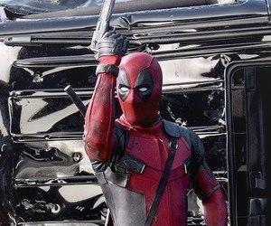 deadpool, film, and new hero image