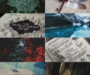 hogwarts, potions, and ravenclaw image