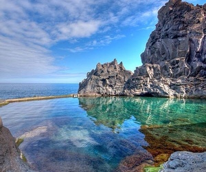 nature, portugal, and madeira image
