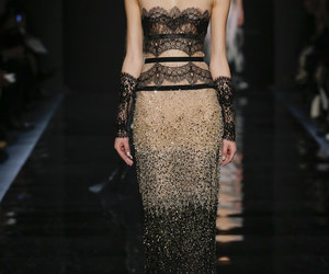 reem acra, fashion, and lace image