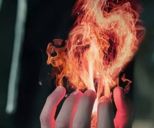 fire, exo, and chanyeol image