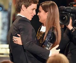 british, couple, and eddie redmayne image