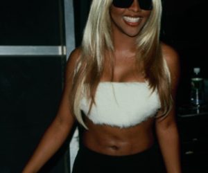 90s, black, and blonde image