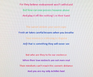 couples, poem, and cute image