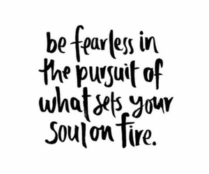 experience, phrase, and fearless image
