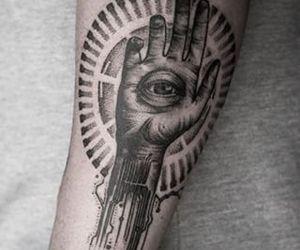 illuminati, surveillance, and panopticon image