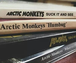 arctic monkeys and music image