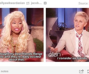 ellen, funny, and tumblr image