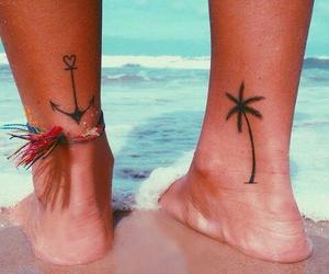praia and tattoo image
