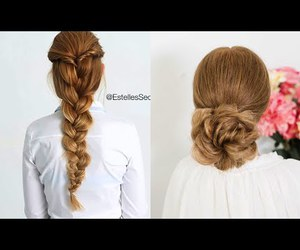 hair hairstyles tutorial image