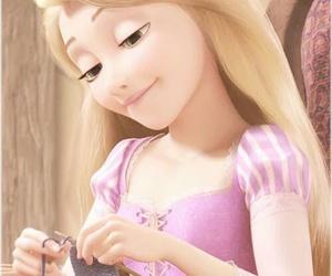 blonde, princesa, and cute image