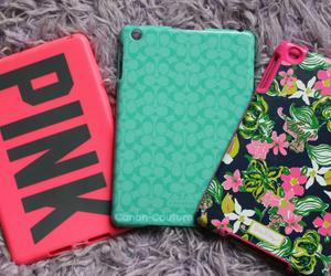 pink, cute, and ipad image