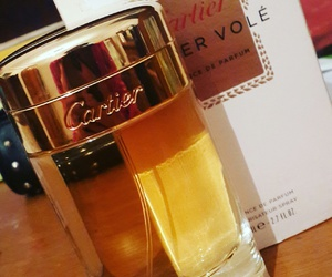 cartier, fancy, and parfum image