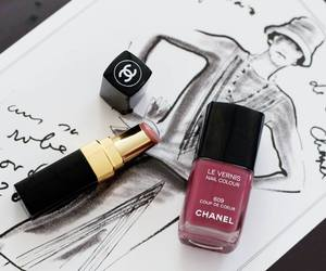 chanel, cosmetics, and dior image