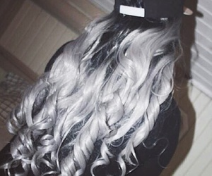 girl, beautiful, and curls image