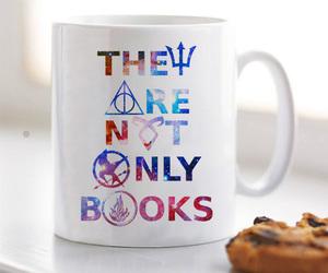 mug, coffee, and college image