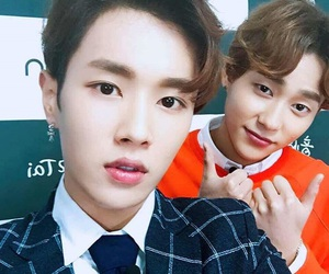 kpop, sungjoo, and wenhan image