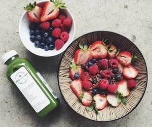fitness, FRUiTS, and yum image