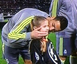 football, real madrid, and kiss image
