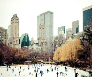 Central Park, nyc, and couples image
