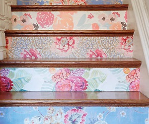 aesthetic, staircase, and anthropologie image