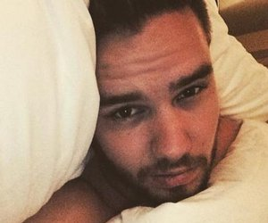liam payne, one direction, and bed image