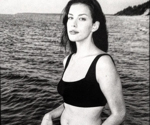 90s, beach, and liv tyler image
