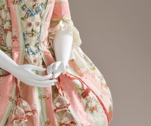 18th century, antique, and dresses image
