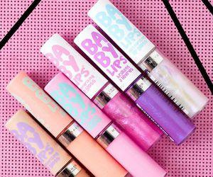 baby lips, makeup, and lipstick image