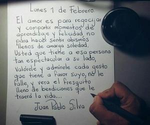 amor, letras, and vida image