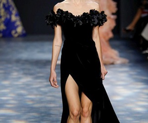 Couture, fashion, and Marchesa image