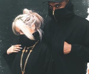 blonde hair, niggas, and couple image