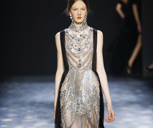Marchesa, fashion, and runway image