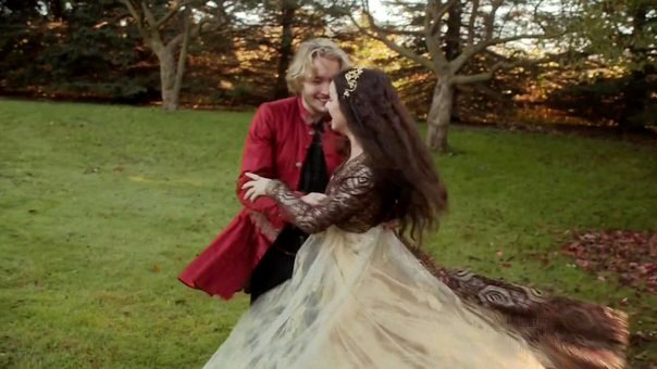 royals, toby regbo, and adelaide kane image