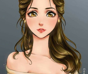 princess and mari945 image