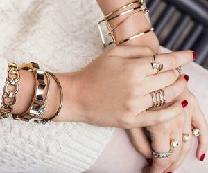 accessories, style, and love image