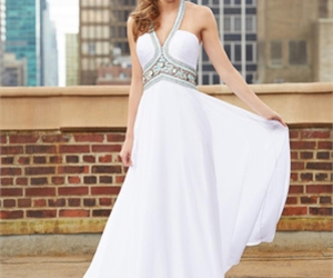 party and prom dresses image