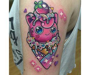 cool, tattoo, and pokemon image