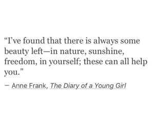 anne frank, beauty, and black and white image