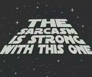sarcasm and star wars image