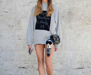 cool, fashion, and look image