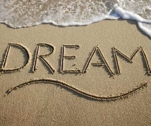 Dream, beach, and sea image