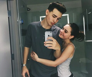 jacob whitesides, bea miller, and jacob image