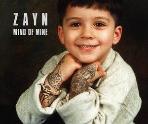 zayn, zayn malik, and mind of mine image