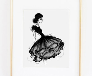clothes, dress, and etsy image