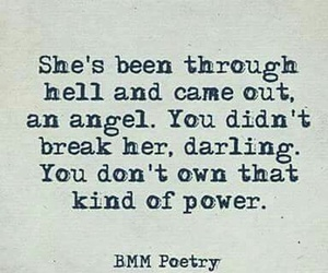 hell, power, and quotes image