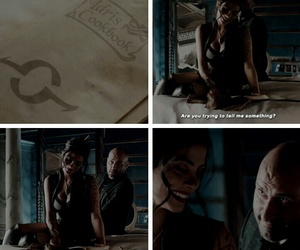 cookbook, idris, and isabelle lightwood image