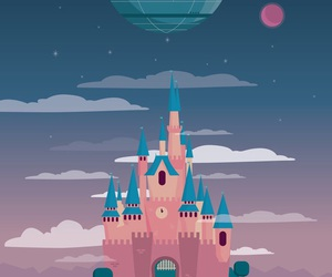 wallpaper, disney, and star wars image