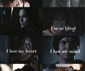 sad, tears, and pretty little liars image