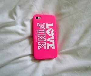 girly, iphone, and love pink image